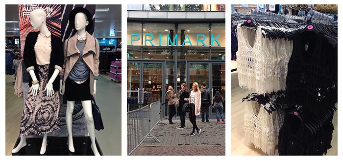 Event Report: Opening Primark in Enschede