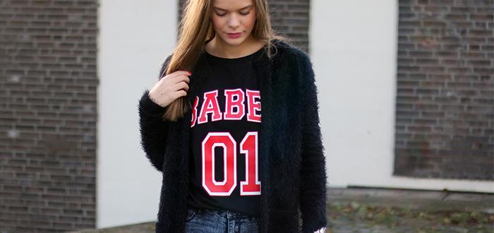 Outfit Lisanne: Sportieve look