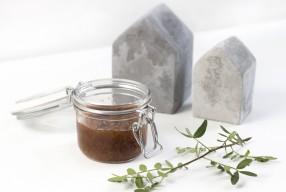 DIY: simpele honing scrub