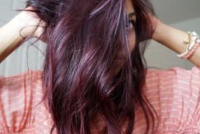 Haartrend gespot: Cherry bombré