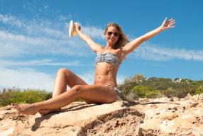 Workout video: Sporten op vakantie