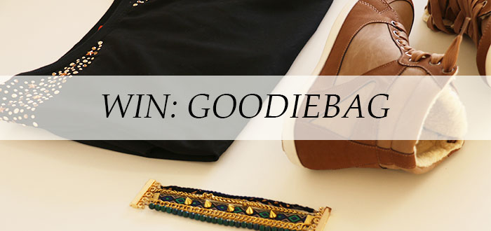 WIN: Follow Fashion Goodiebag