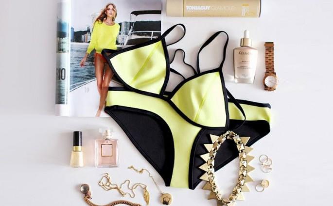 bikini voor elk lichaamstype