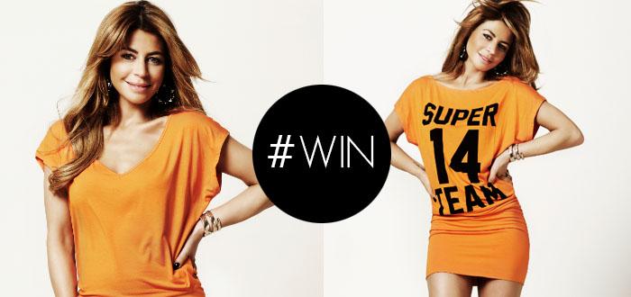 win supertrash dress