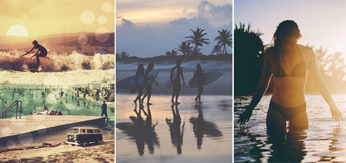 Monday moodboard: surf and beach inspiratie