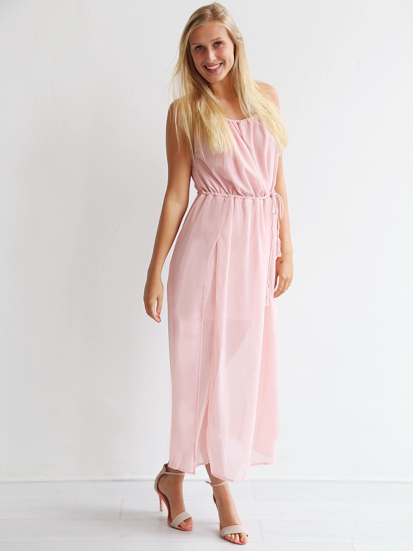 Roze Maxi Jurk.8 X Musthave Maxi Dresses Follow Fashion
