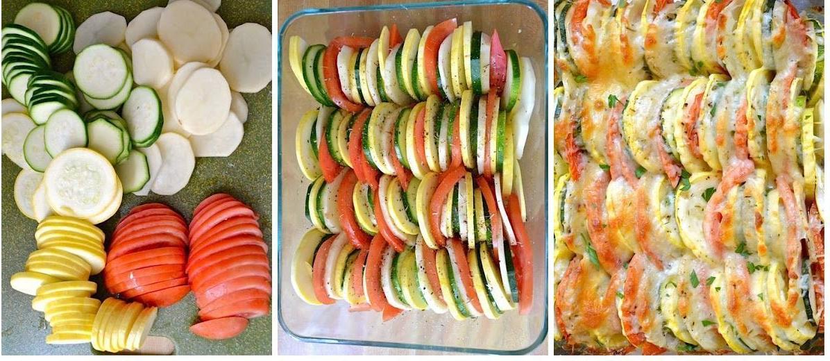 groentehapjes