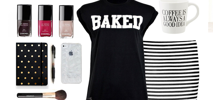 Weekend outfit inspiratie: BAKED