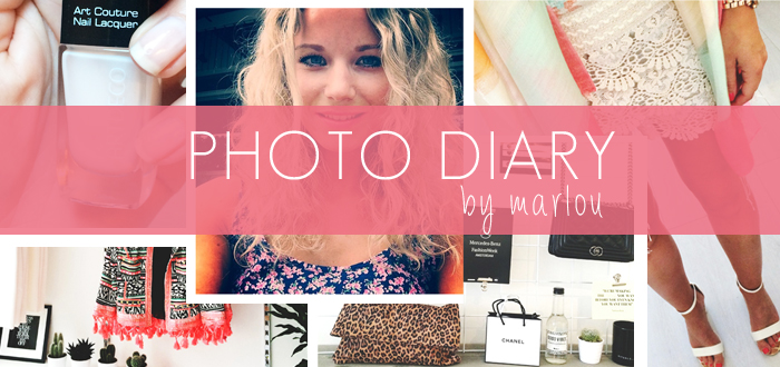 Photo Diary: Marlou