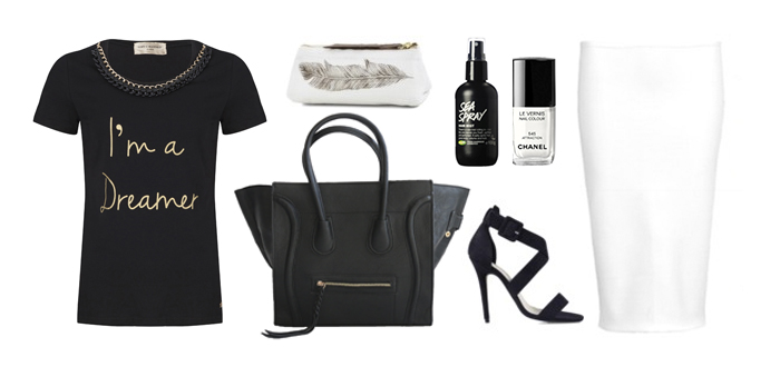 Outfit of the day: Céline bag