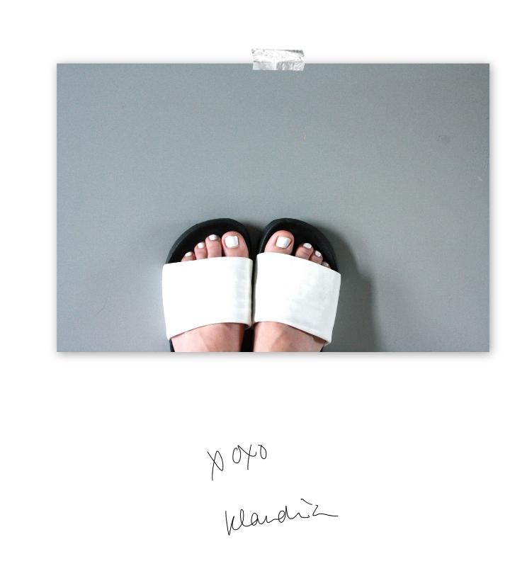 slippers diy