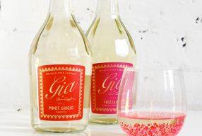 DIY: wijnglazen versieren