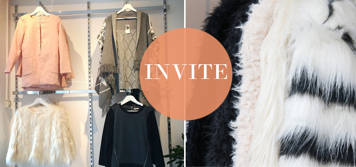 A.s. vrijdag: Shopping borrel in onze showroom
