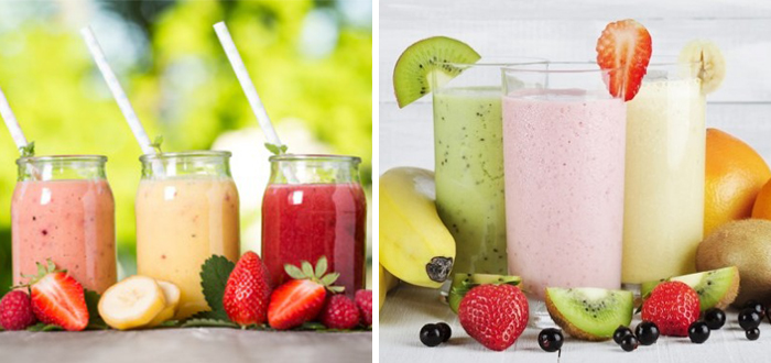 Smoothie of the Week: Vers fruit smoothie
