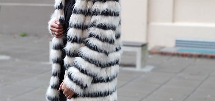 Outfit Ylze: Faux Coat