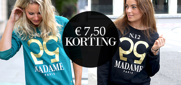 WEEKDEAL: €7,50 korting op Lofty Manner sweaters