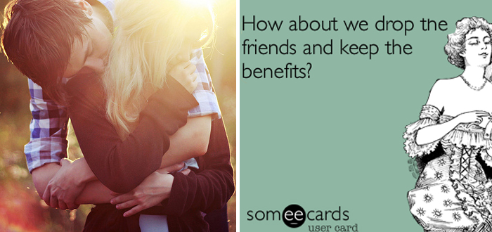 Friends with benefits: DOs en DON'Ts
