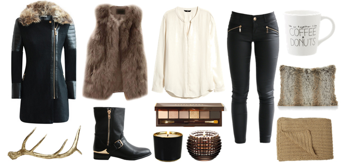 Outfit Inspiration: Stay Warm