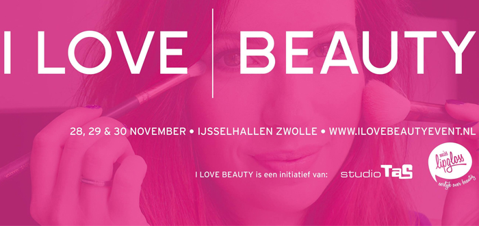 I Love Beauty Event: must go!