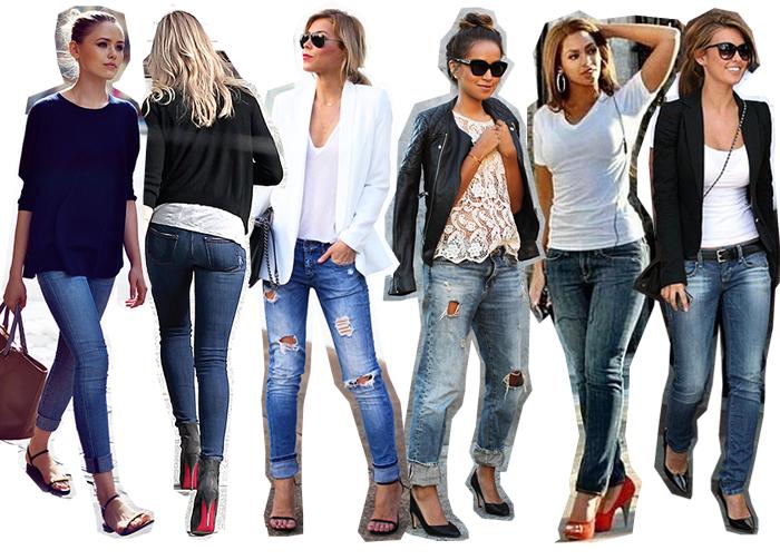 Perfecte jeans voor elk figuur