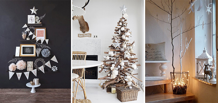 Genoeg DIY: alternatieve kerstboom + inspiratie - Follow Fashion &AR47