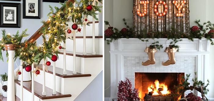 10 X Interieur inspiratie: Kerst interieur