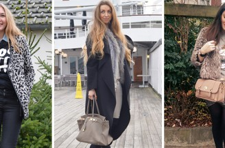 Blogger Battle: Warm Winter Outfit
