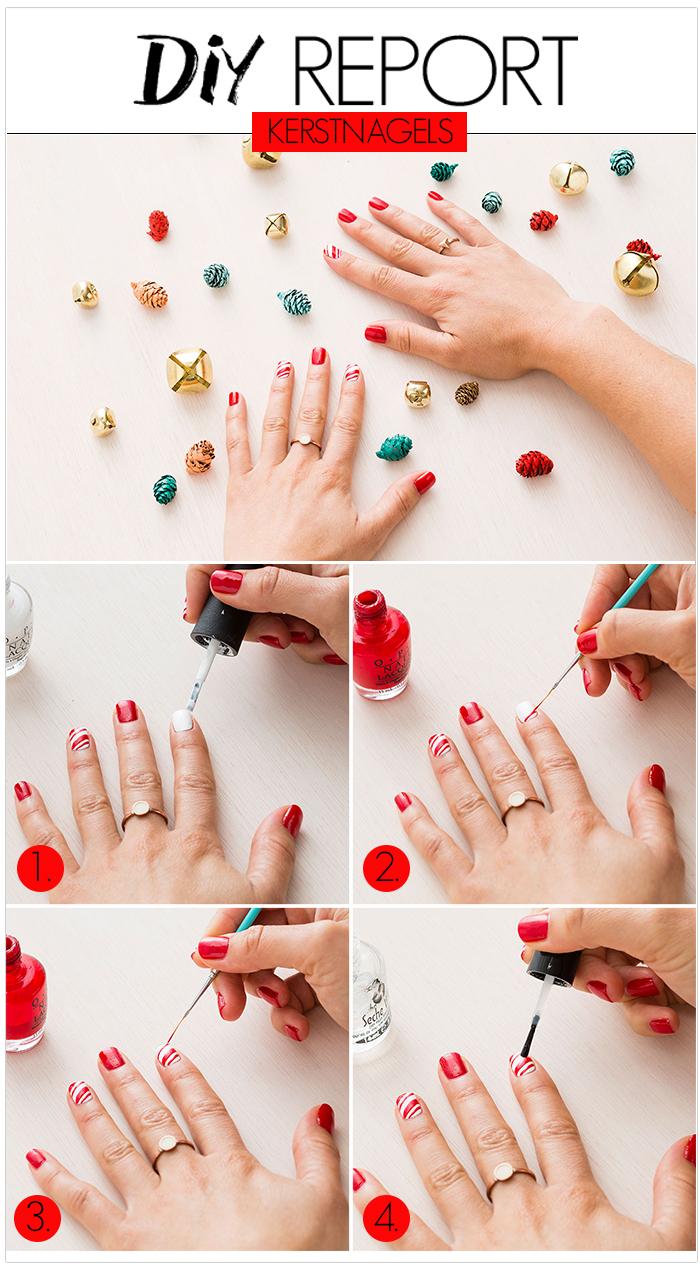 kerst-nagels