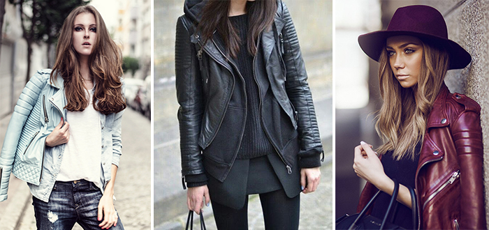 Ken je klassiekers: Het leren jack Follow Fashion