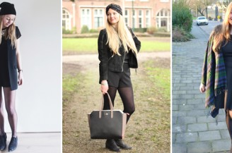 Blogger Battle: All Black