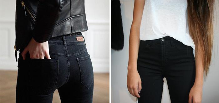 Ken je klassiekers: Black skinny jeans