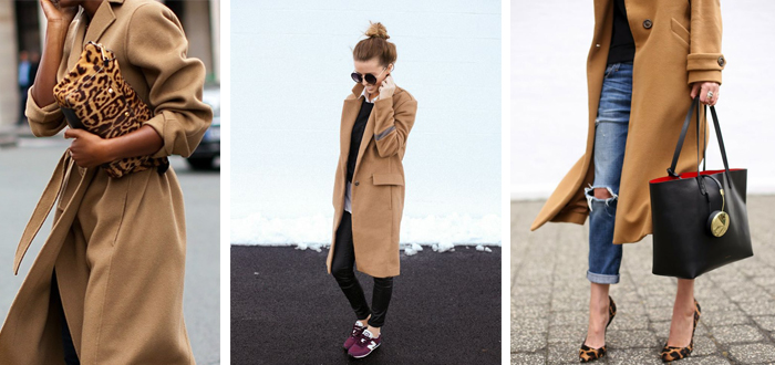 Friday Favourite: Camel coat