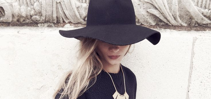 Monday Moodboard: Floppy hat