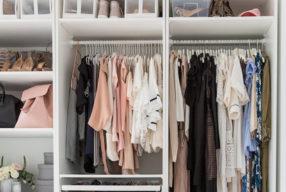 Handige tips om je kledingkast te upgraden