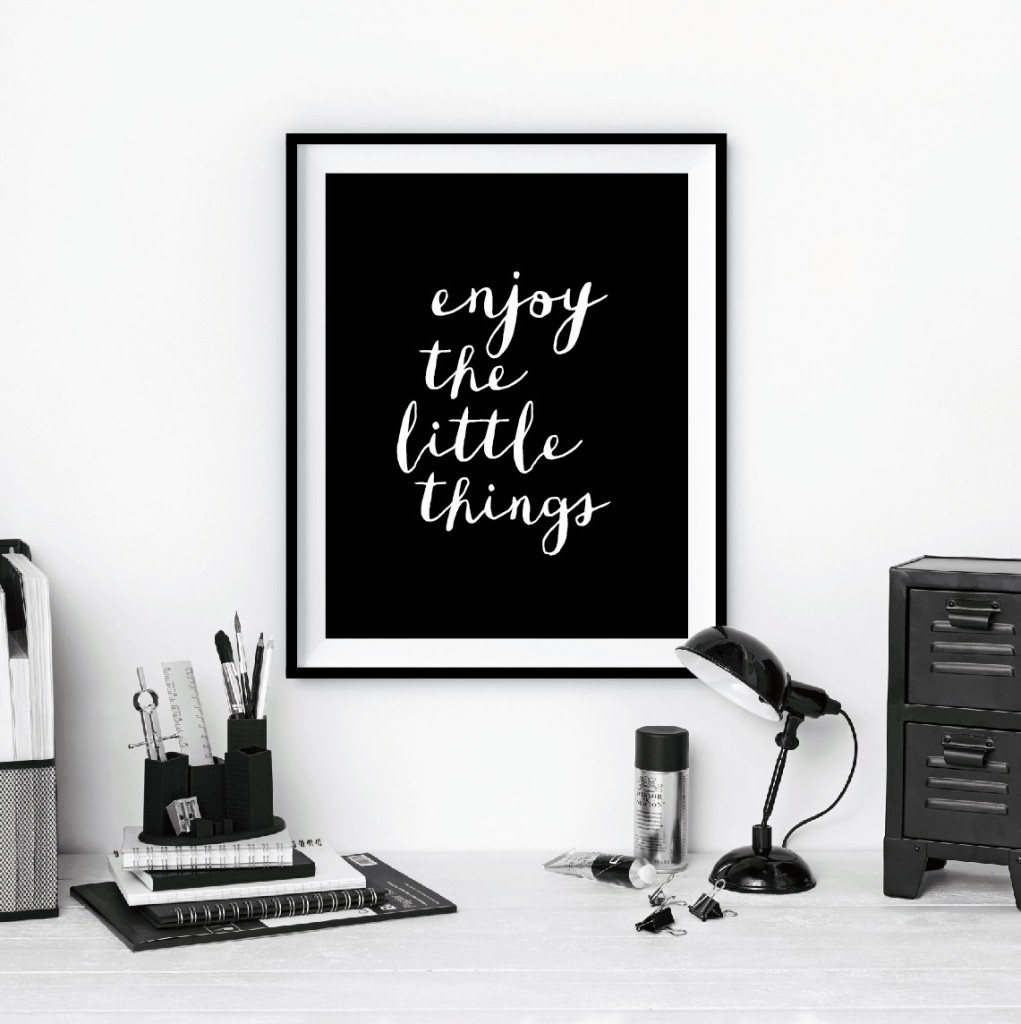 motiverende quotes posters