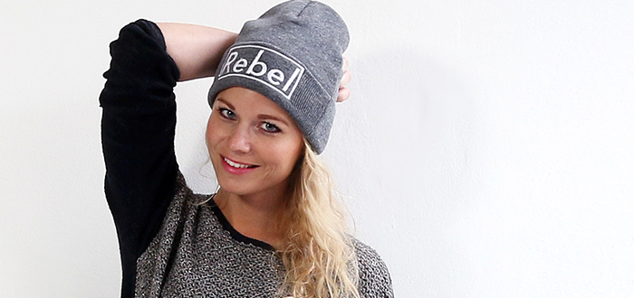 Outfit: Rebel beanie