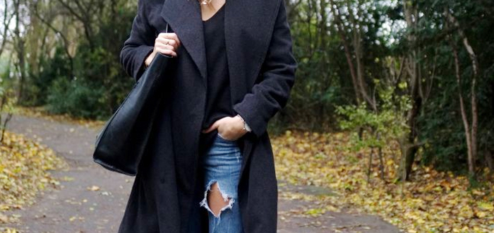 Winter musthave: de oversized waterfall coat