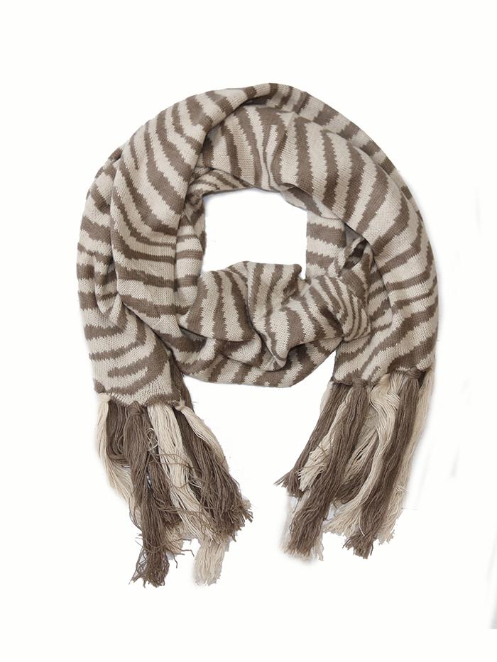 zebra-sjaal