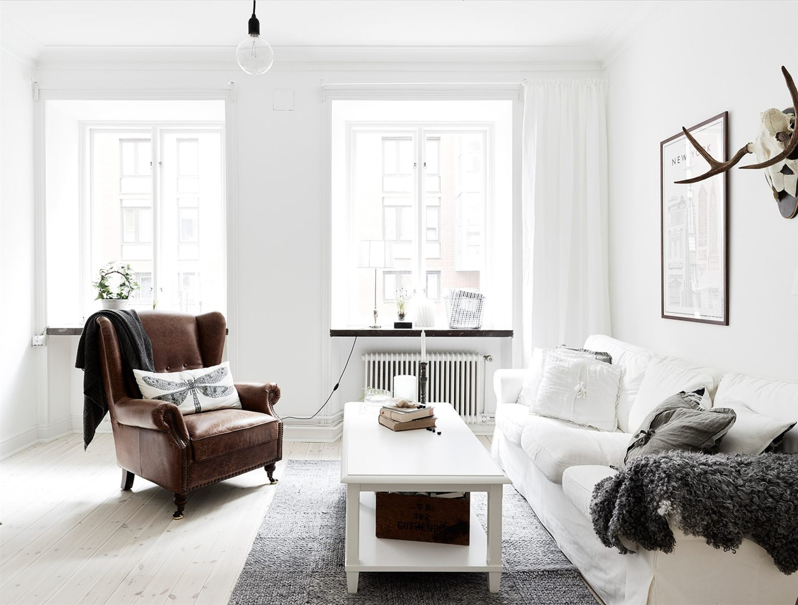 Scandinavisch interieur - Follow Fashion