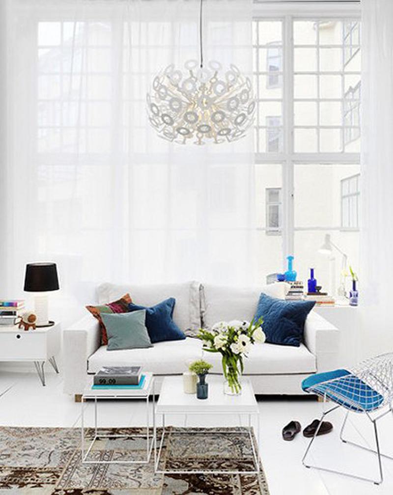 10 x interieur inspiratie witte vloeren for Inspiratie interieur