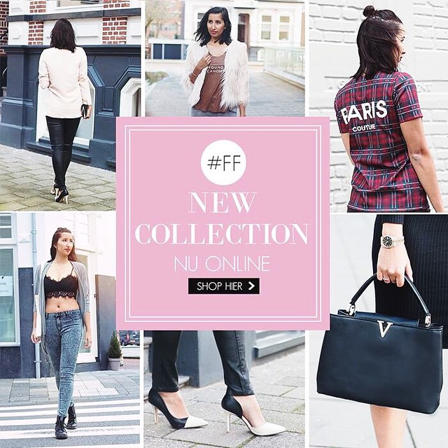 Yaaaay het is zover: onze nieuwe spring collectie staat online!! #followfashion #shop #spring #musthaves #lasisters #follow #fashion