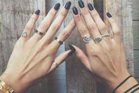 Nageltrend: matte nagellak