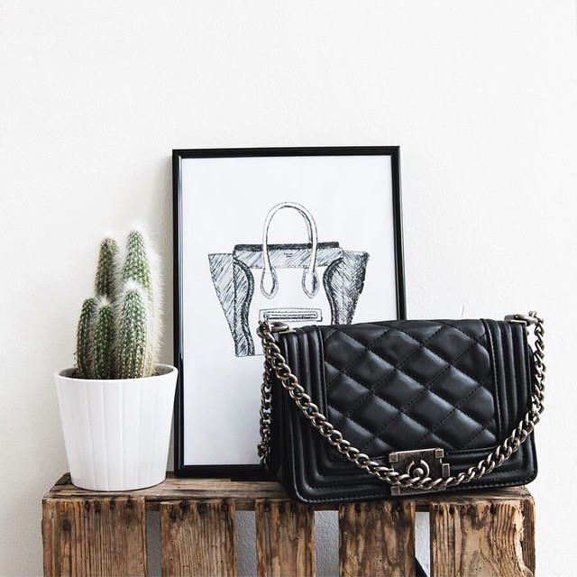 Welcome back: our favorite it-bag! #followfashion #itbag #bag #follow #fashion #cactus #interior #interiordesign