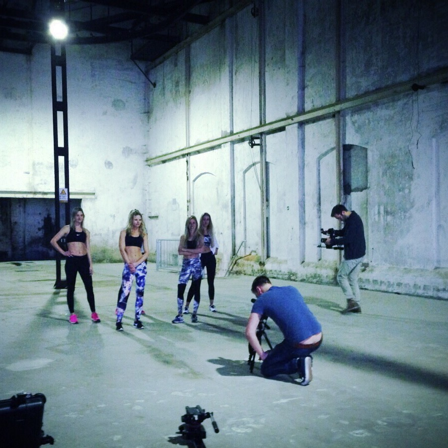 followfitgirls behind the scenes