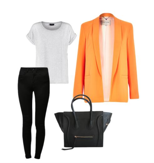 Oranje stijl 1