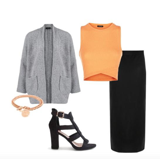 Oranje stijl 2