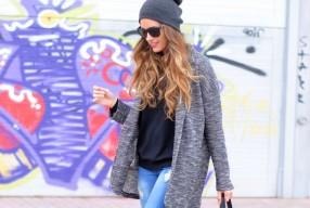 Outfit Inspiratie: Grey blazer