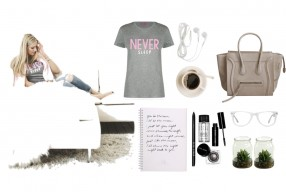 Outfit inspiratie: Never Sleep