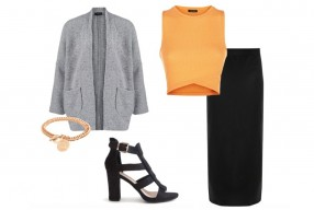 How to wear: Oranje
