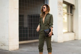 Friday favourite: Army green outfits